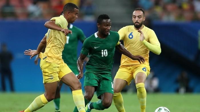 Nigeria ya está en cuartos de final del torneo olímpico de fútbol