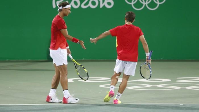 Rafa y Marc a semifinales en Rio