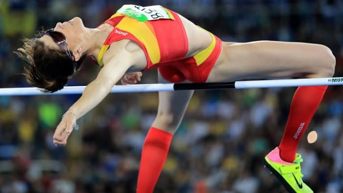 Beitia conquistó el oro olímpico en Río 2016