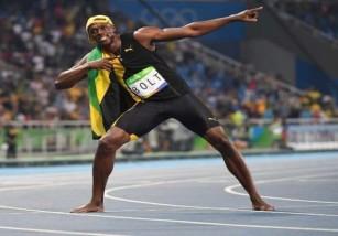 Usain Bolt y Almaz Ayana, atletas del año 2016