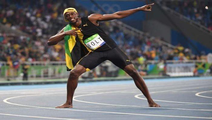 Bolt volvió a ser la estrella de los Juegos Olímpicos