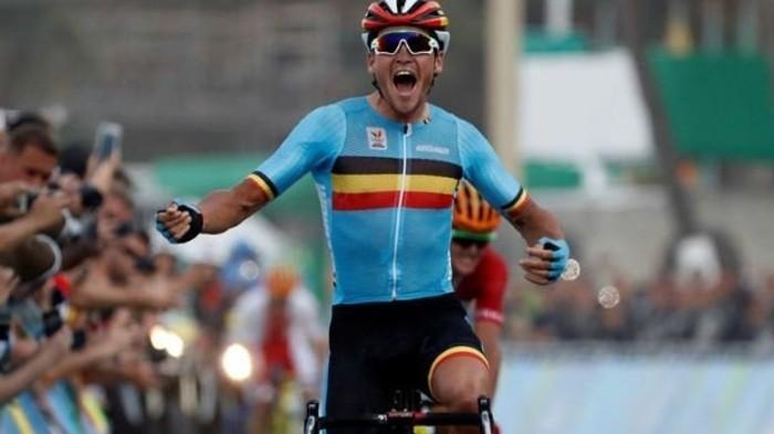 Van Avermaet es el campeón olímpico de ciclismo en ruta