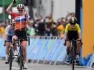 JJOO Río 2016: la holandesa Van der Breggen gana el oro en ciclismo femenino