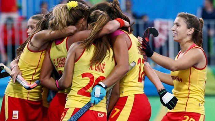 Con sufrimiento, pero España estará en los cuartos de final de hockey