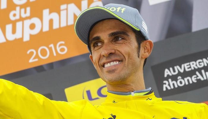 Contador ha fichado por el equipo Trek