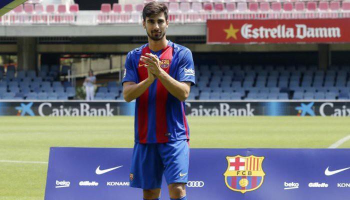 Andre Gomes ha sido el fichaje más caro del Barça