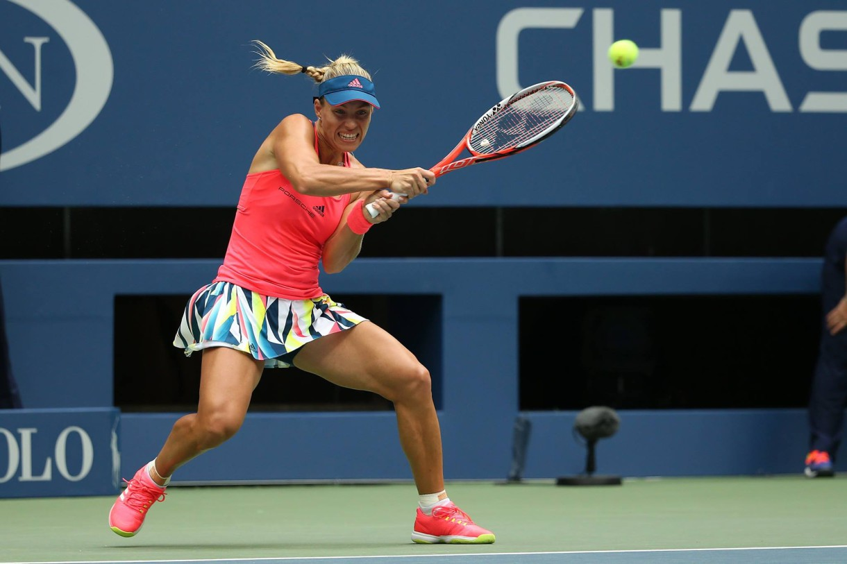 US Open 2016: Kerber gana el título femenino, Carreño y García pierden el de dobles