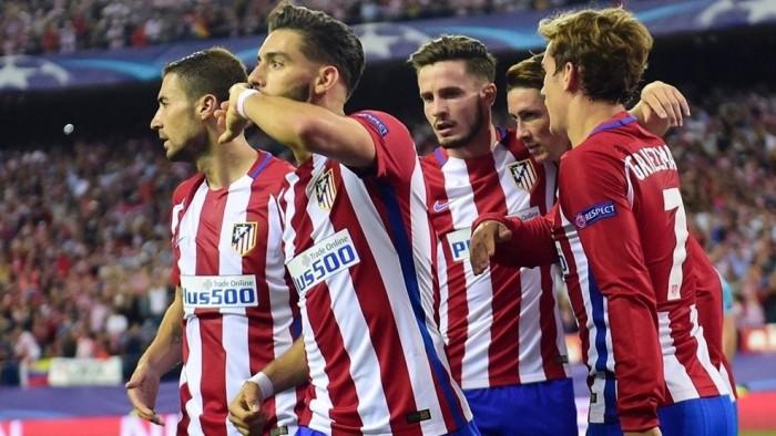 Un gol de Carrasco dio la victoria al Atlético sobre el Bayern