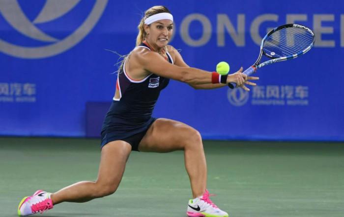 Cibulkova a la final de Wuhan