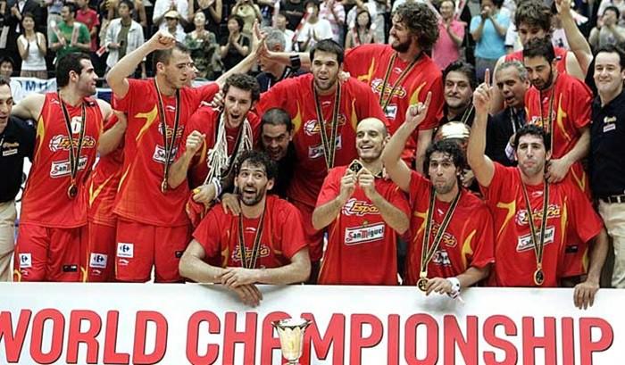 Se cumple una década del oro en el Mundobasket de Japón
