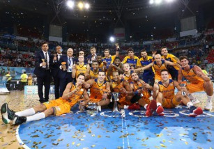 Supercopa Endesa 2016: Herbalife Gran Canaria levanta el primer título de su historia