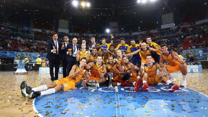 Herbalife Gran Canaria ganó la Supercopa Endesa 2016