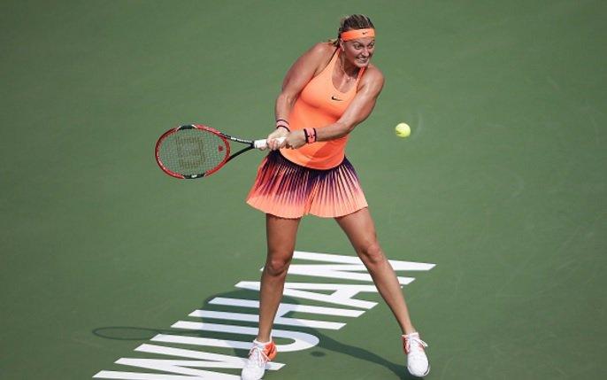 Kvitova a la final de Wuhan