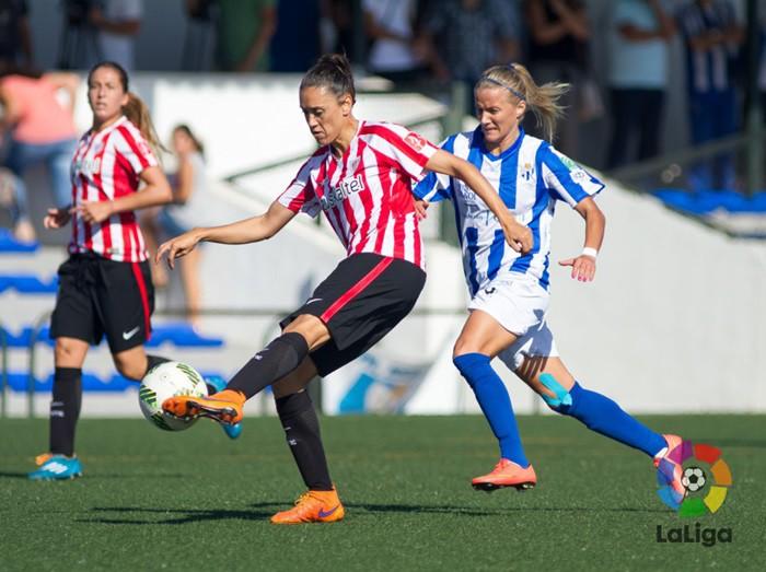 El Athletic pinchó en Huelva