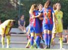 Liga Iberdrola: F.C. Barcelona y Valencia C.F. líderes tras la segunda jornada