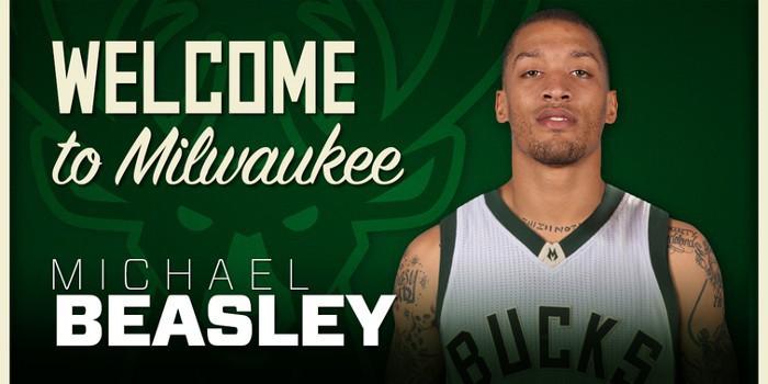 Beasley llega a los Bucks desde los Rockets