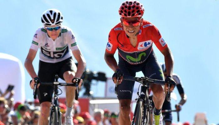 Nairo Quintana ha ganado la Vuelta a España 2016