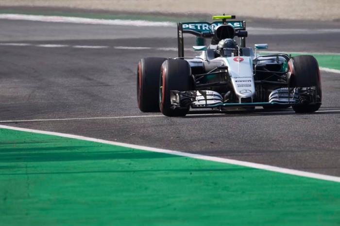 Nico Rosberg gana el GP de Italia