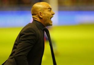 El proyecto de Paco Jémez en Granada dura seis partidos