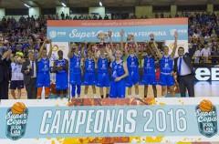 Perfumerías Avenida de Salamanca gana su sexta Supercopa de España