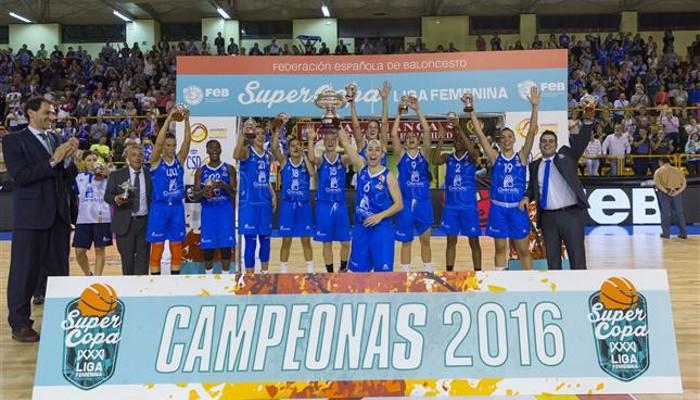 El Perfumerías Avenida Salamanca ganó su sexta Supercopa