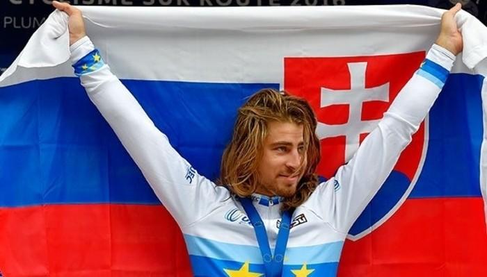 Peter Sagan ganó el campeonato de Europa en Plumelec