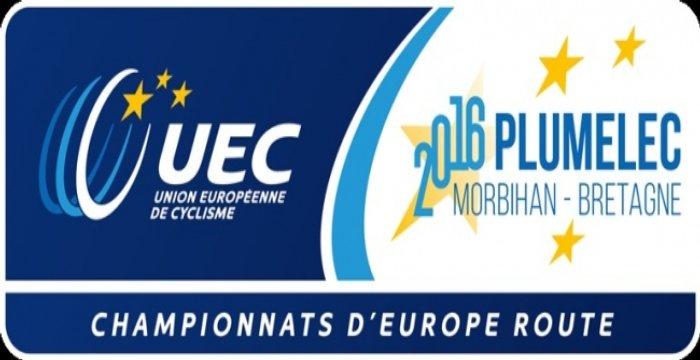 Plumelec acoge los Europeos de ciclismo de 2016