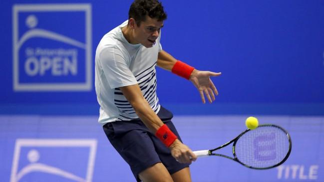 ATP 250 San Petersburgo 2016: Raonic eliminado por veterano Youzhny
