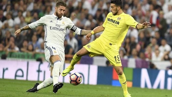 El Villarreal cortó la racha de victorias del Real Madrid
