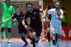 Mundial de Fútbol Sala 2016: Rusia elimina a España en cuartos de final