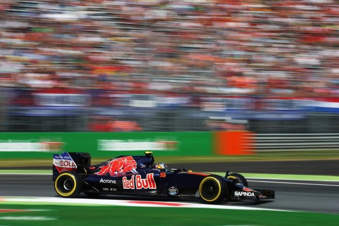 Toro Rosso en Monza