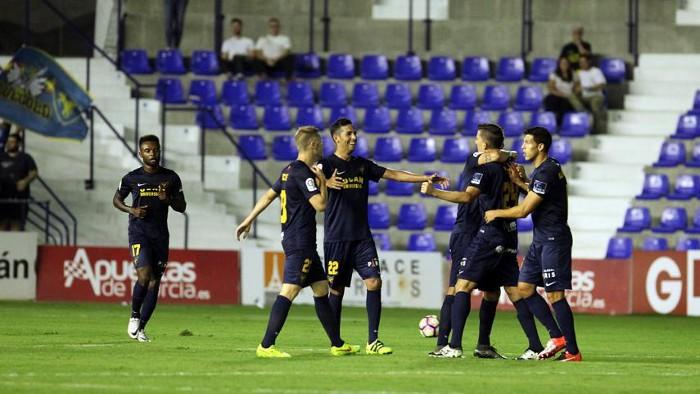 UCAM Murcia goleó al Almería