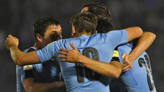 Clasificación Mundial 2018: Ecuador, Chile y Uruguay al frente
