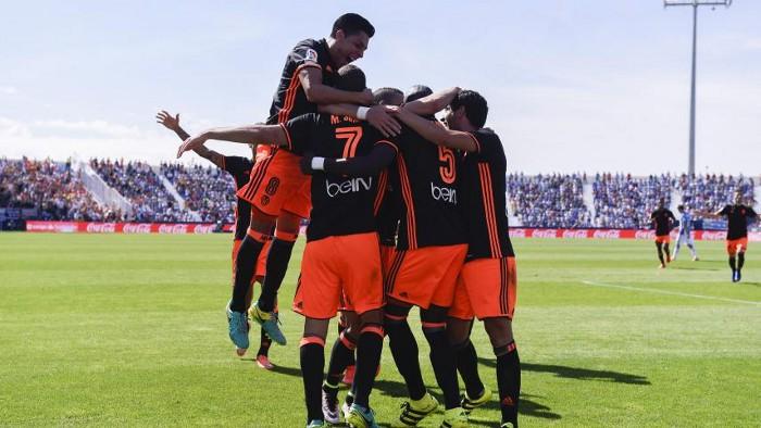 El Valencia ha ganado dos partidos seguidos