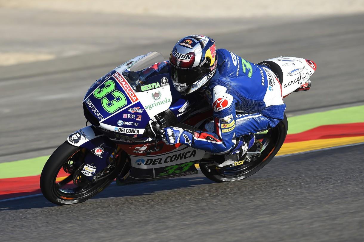 GP de Motorland Aragón de Motociclismo 2016: Márquez, Lowes y Bastianini poleman