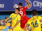 Liga Española 2016-2017 2ª División: resultados y clasificación de la Jornada 10