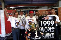 Tal día como hoy… Álex Crivillé se proclamaba campeón del mundo de 500 cc