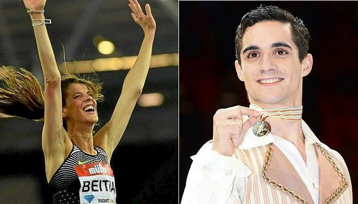 Beitia y Javier Fernandez ganan los Premios Nacionales del Deporte
