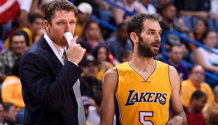 José Calderón jugará este año en los Lakers