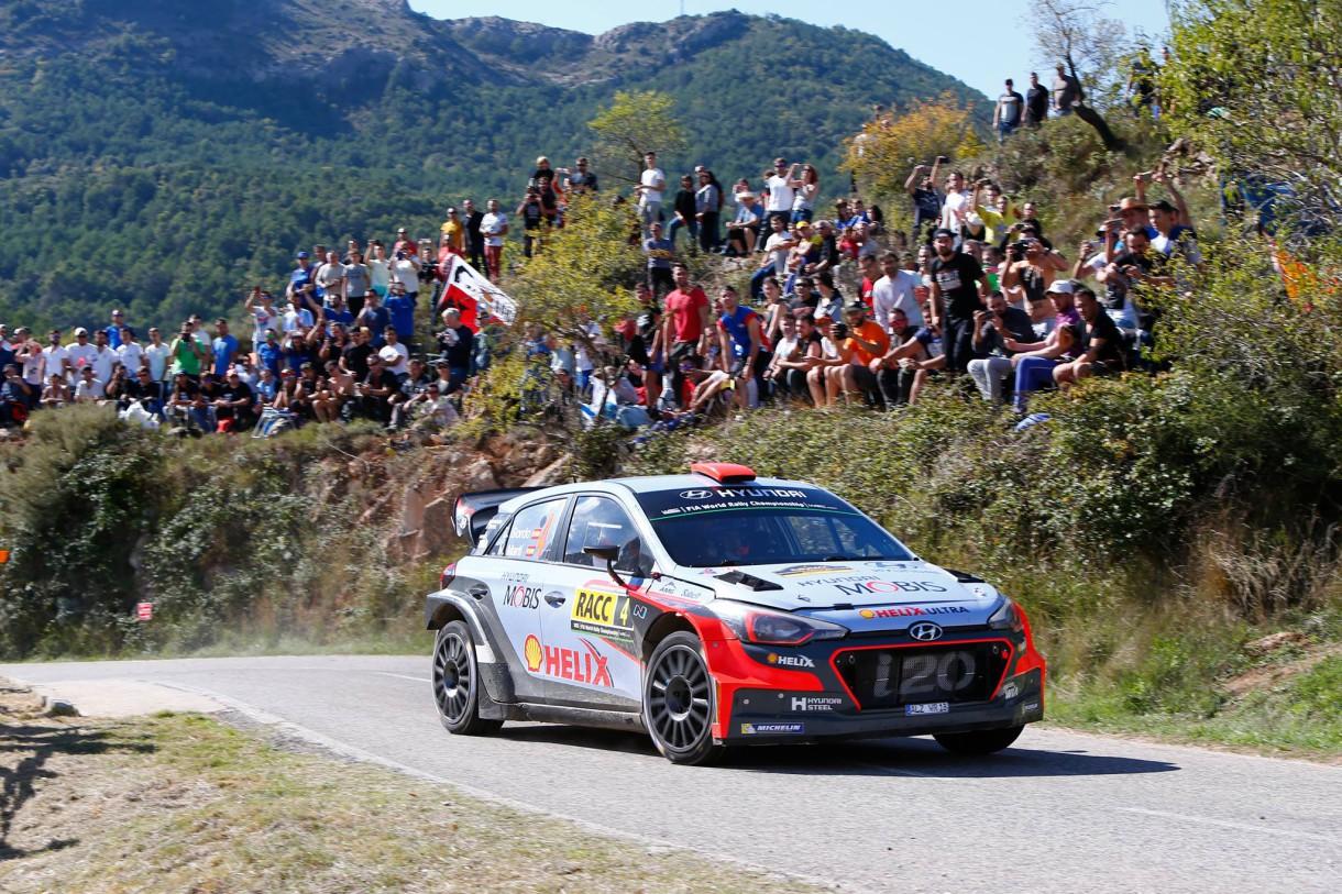 Rally de España-Catalunya 2016: victoria y título para Ogier, Dani Sordo 2º