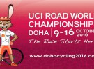 Las selecciones españolas de ciclismo para los Mundiales de Doha 2016