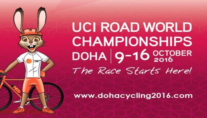 Los mundiales de ciclismo de 2016 se celebrarán en Doha