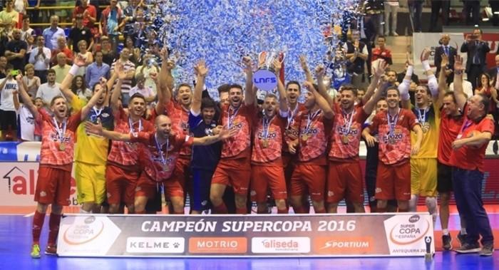 ElPozo Murcia gana la Supercopa de España de 2016