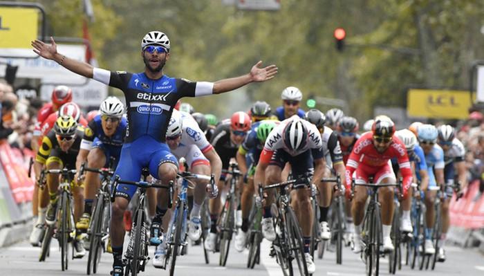 Gavirira se impuso en la París - Tours 2016