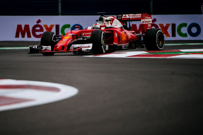 Ferrari en Mexico