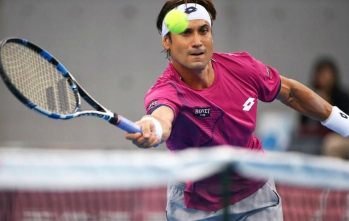 Ferrer a semifinales en Beijing