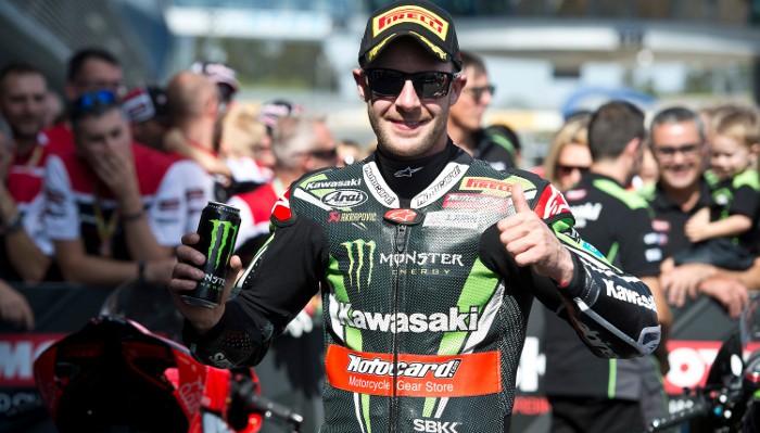 Rea es bicampeón del mundo de Superbikes