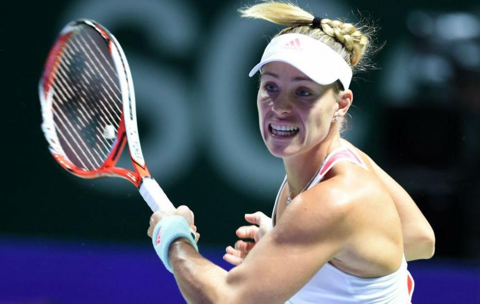 Masters Femenino de Singapur 2017: Kerber, Cibulkova y Kuznetsova a semifinales, Muguruza eliminada