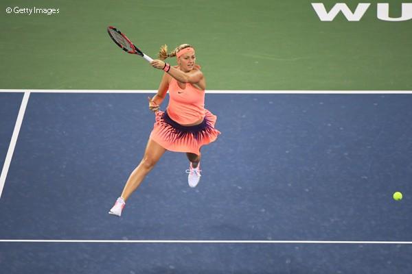 Kvitova campeona en Wuhan