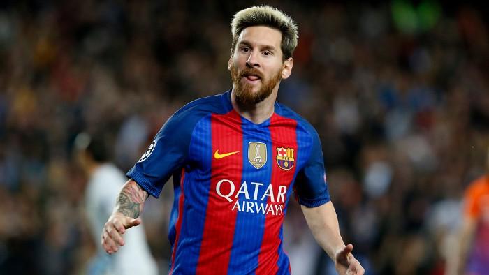 Messi le hizo un hattrick al City